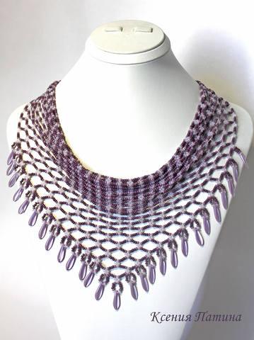 Плетение славянка