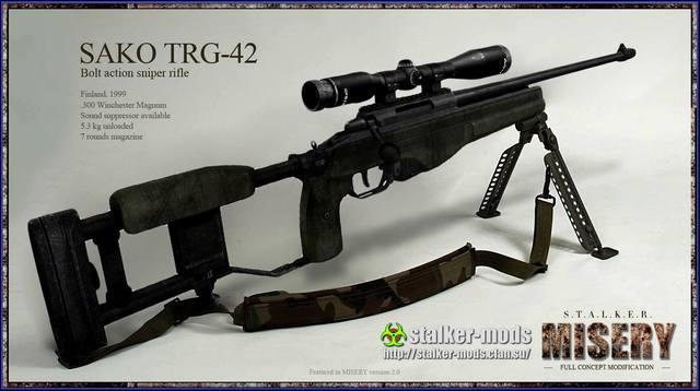 SAKO TRG-42