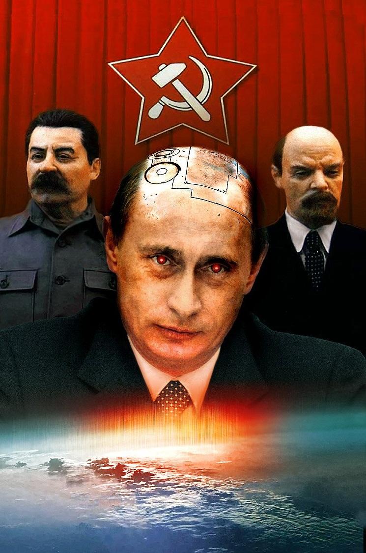 Кремлевский фюрер признался, что до сих пор хранит партбилет и симпатизирует коммунизму