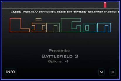Battlefield 3 ( Трейнер +4 )