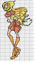 Pattern Maker for cross stitch v4.4.0.1 - Программа для создания и просмотра схем для вышивки крестиком.
