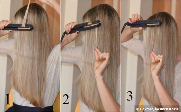 Утюжок для выравнивания волос новый GHD
