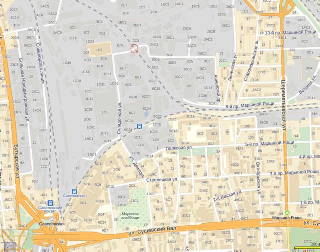 Улица Складочная, 6 ст4 в Москве — 2ГИС