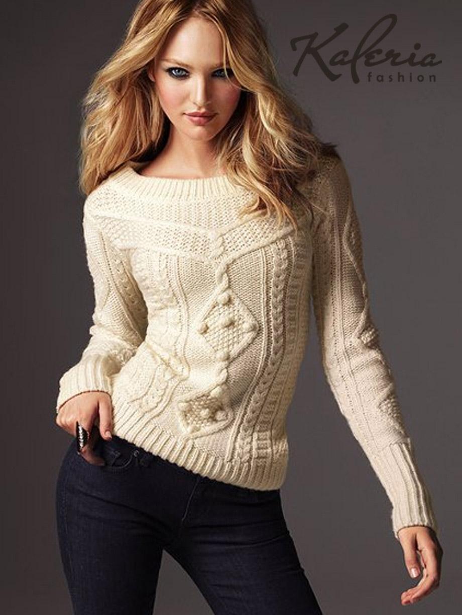 Вязание модные кофты для женщин 512