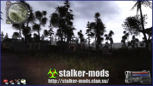 сталкер новые модификации для игры
