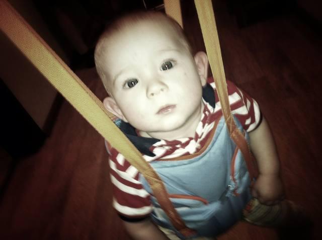 Ребёнку 3.5 месяца фото