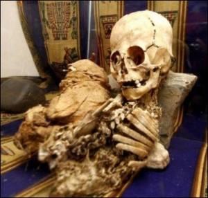 В Перу найдены мумии
