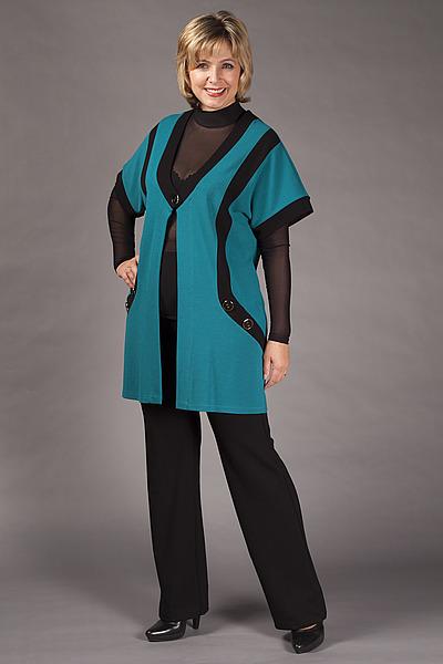 Женская одежда больших размеров леди шарм