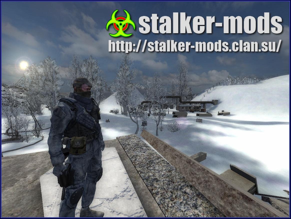 сталкер зов припяти shoker weapon mod 21 скачать торрент