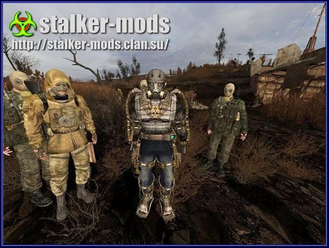 лучшие модификации stalker 2013 скачать