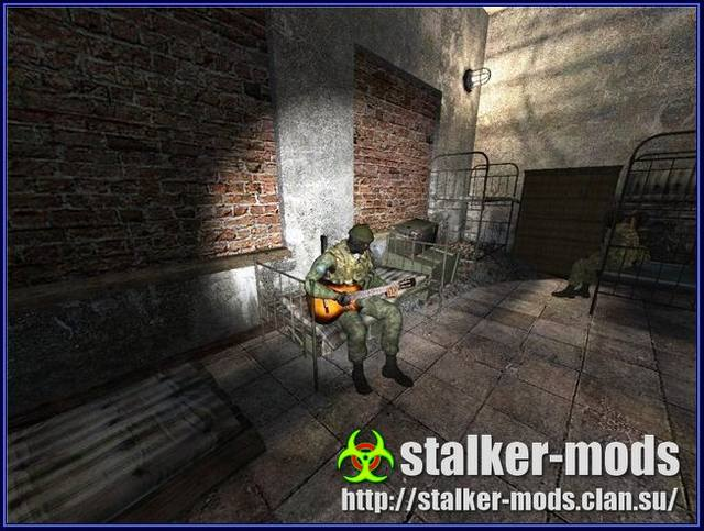 stalker аддон 2013 скачать бесплатно