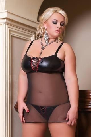 Фото толстушек в эротическом белье