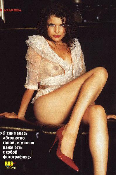 анна азарова обнаженная фото