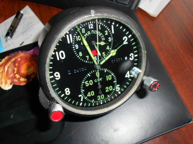 Купить авиационные часы ачс 1