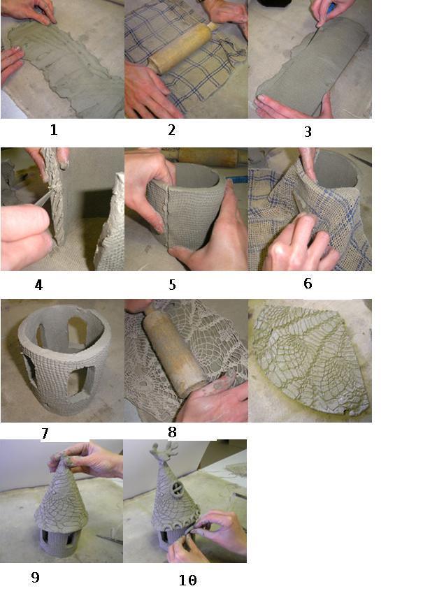 Как сделать глину своими руками дома