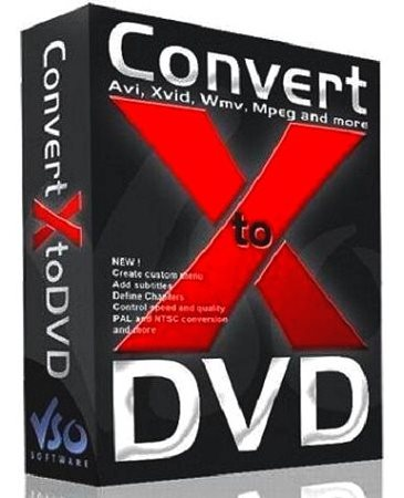 VSO ConvertXtoDVD 5.0.0.40 Beta Ru/En Portable