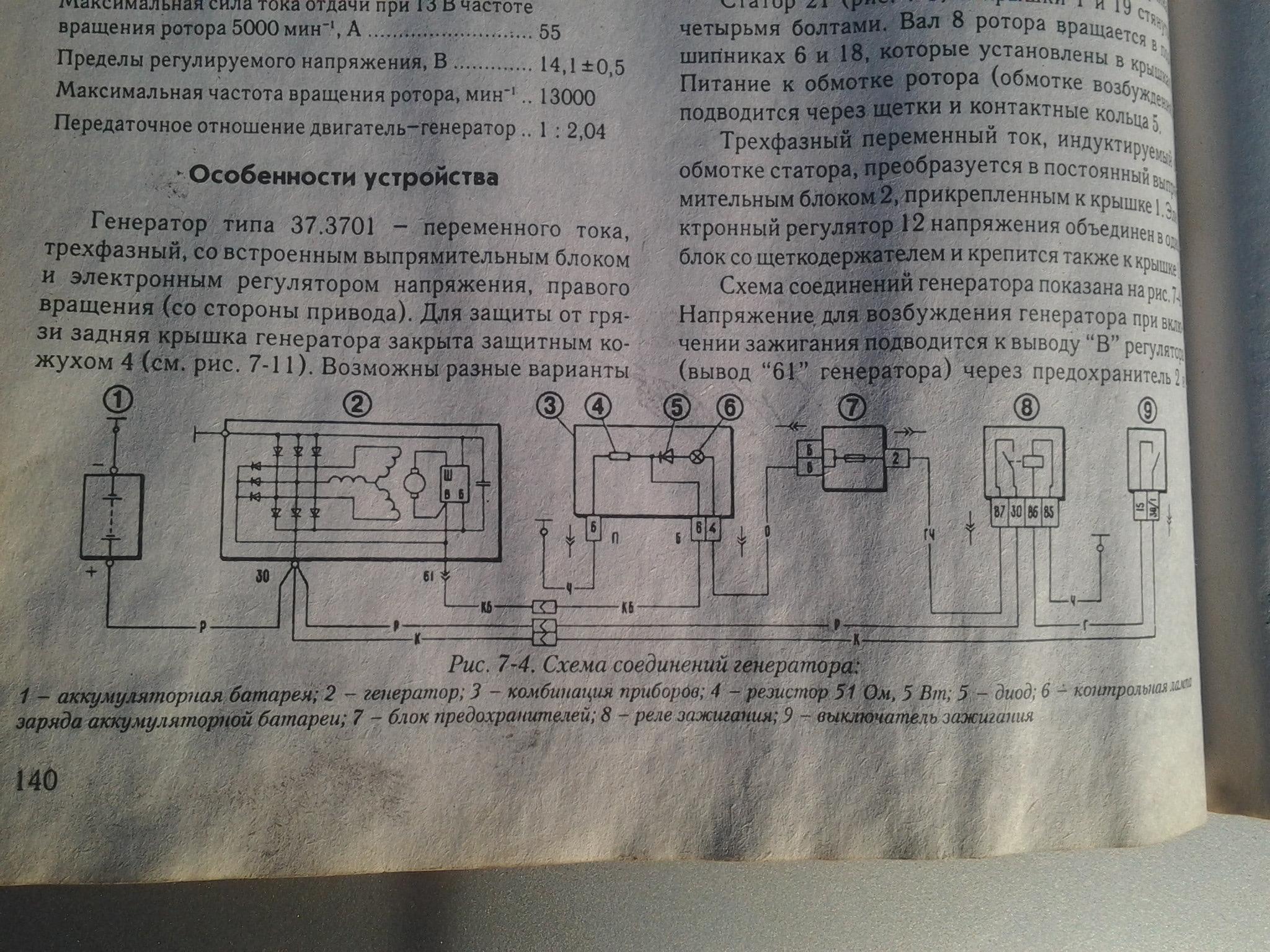 Схема подключения генератора 08 | Схемы соединений: http://gooddies.sytes.net/2013/05/07/shema-podklyucheniya-generatora-08/