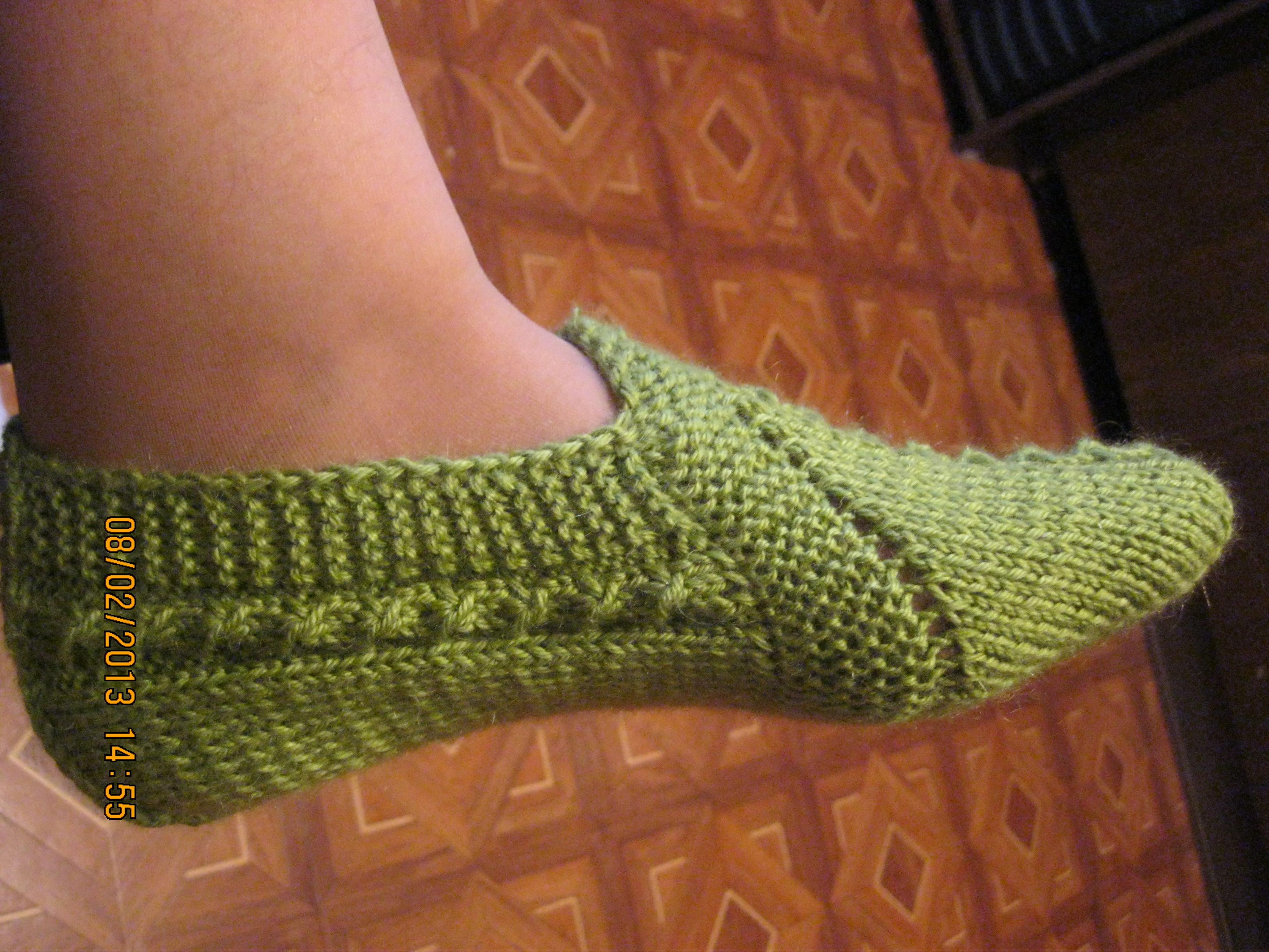 вязаные схемы турецкие носки