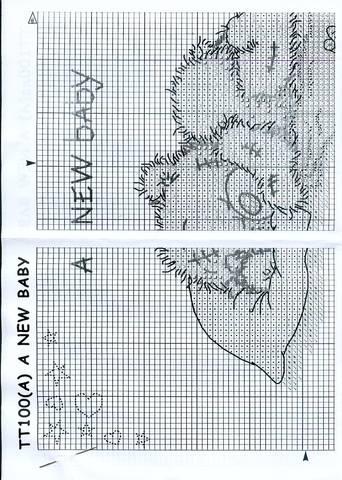Мишка Tatty Teddy - Метрика