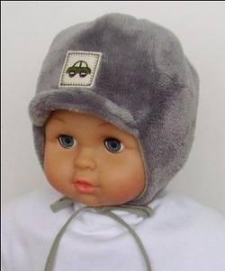 Сшить детскую шапку из искусственного меха