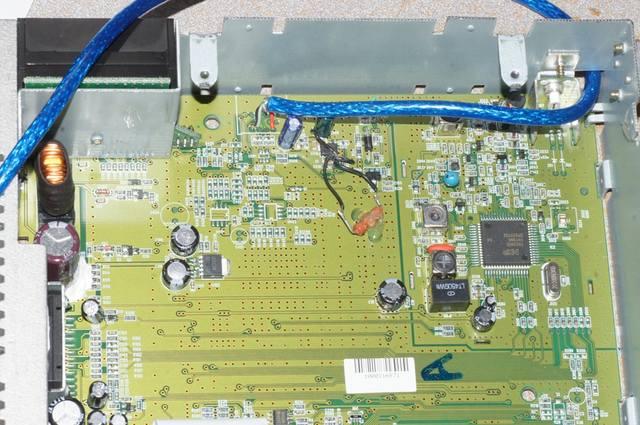 Доработка входа AUX и USB в RCD 30