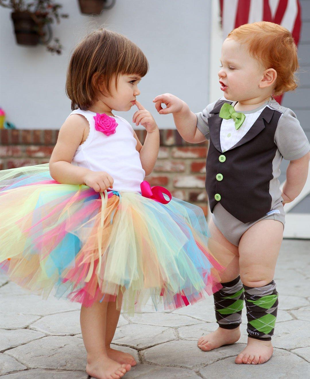 Фото малышек в пушистых юбочках 6 фотография