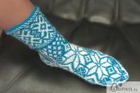 Носки по турецкие вязание