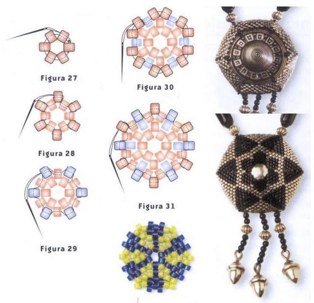 Геометрические фигуры из