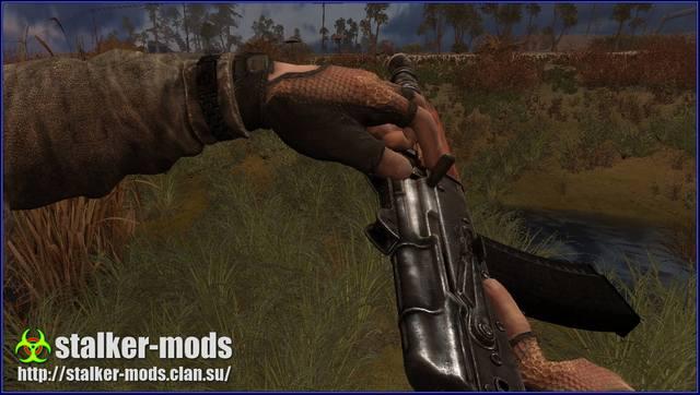 скачать мод для оружия для сталкер зов припяти - фото 11