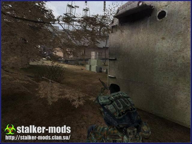 модификации для игры сталкер в картинках