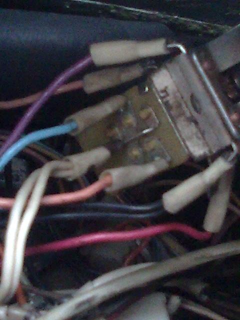 Схема подключения центрального переключателя фар газ 3110
