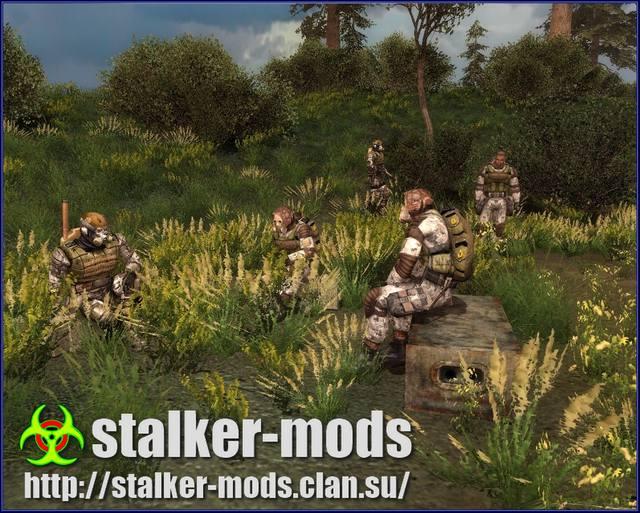 stalker mods