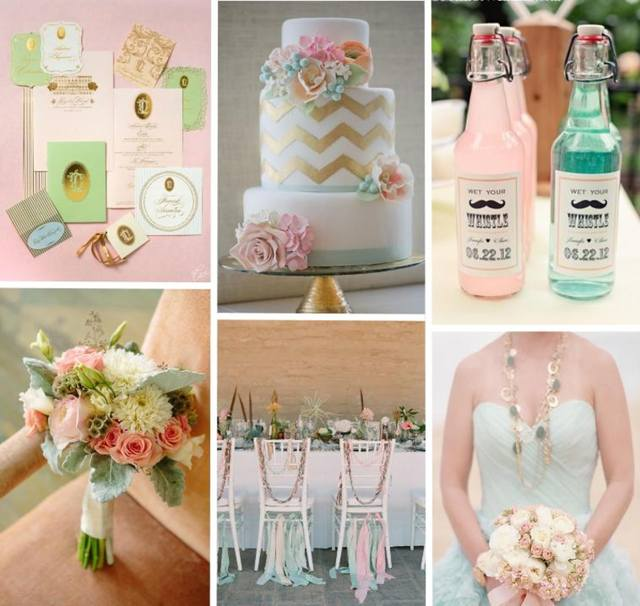 Mint-and-Pink-Wedding-Theme
