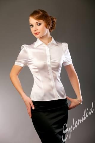 Купить Белую Блузку Офисную В Красноярске