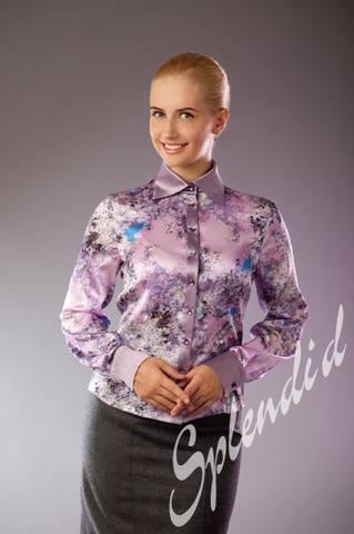 Купить Шелковую Блузку В Самаре