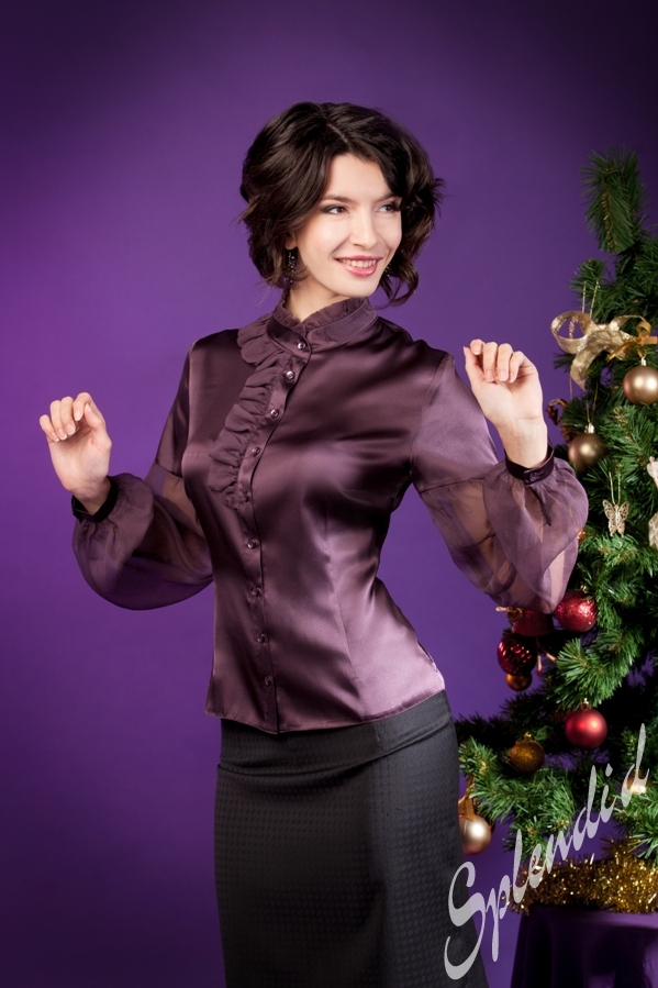 Красивые Блузки Для Женщин В Красноярске