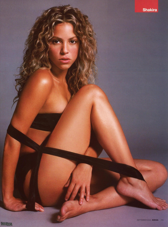 Шакира фото обнаженной 5 фотография