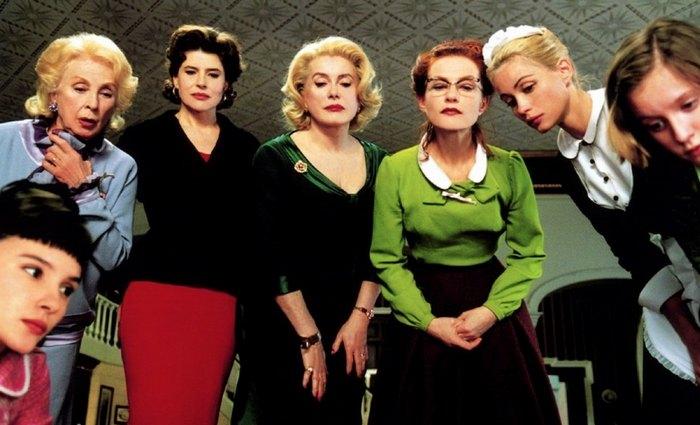 7 женщин  7 women джон форд  john ford 1966 сша