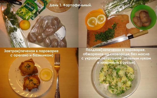 Рецепты по протасовской диете