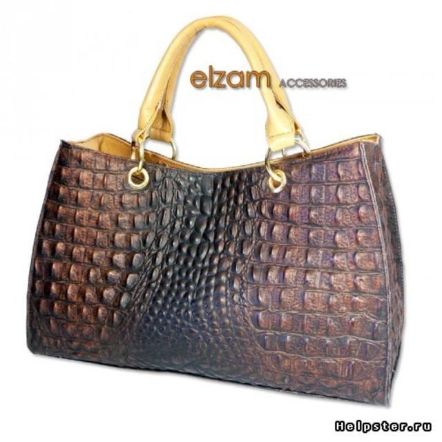 Какая сумка лучше из крокодила или страуса