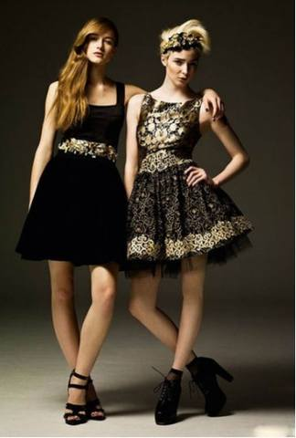 black-cocktail-dresses