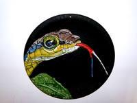Роспись на ломаной яичной скорлупе,гуашь 2057005_s