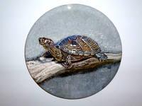 Роспись на ломаной яичной скорлупе,гуашь 2057010_s