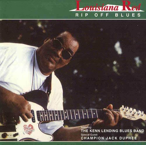 (Blues) Louisiana Red - Rip Off Blues (1984) (w / Kenn Lending, Champion Jack Dupree) - 1994, FLAC (tracks+.cue), lossless