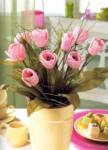Вязаные цветы 2121403_m