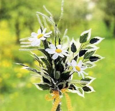 Вязаные цветы 2121776_m