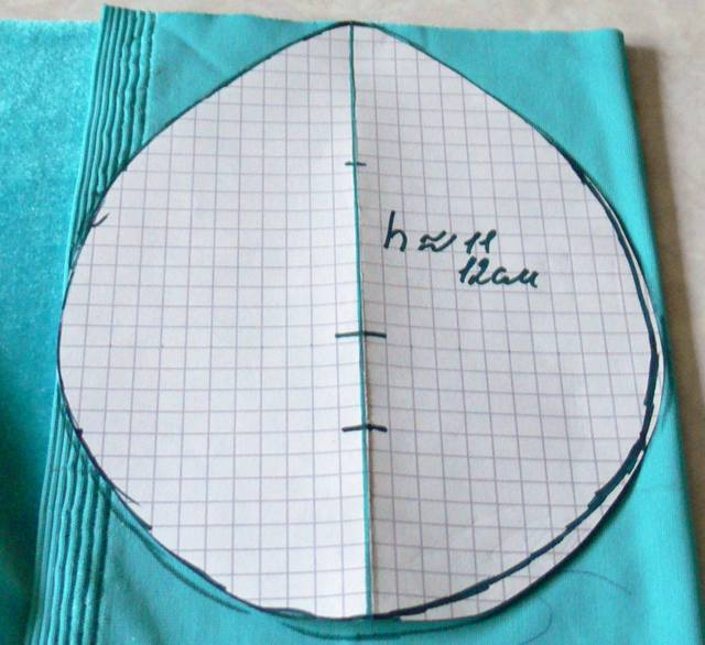 012-шаблон на ткани
