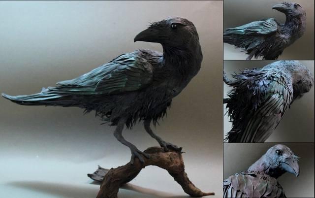 crow by creaturesfromel-d5lse8e