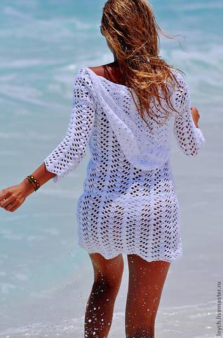 Королева пляжа - туника