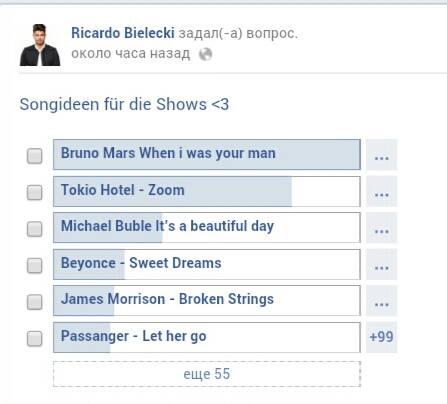 """Ricardo Bielecki Poderá Cantar a Música """"Zoom"""" no DSDS 2197413_m"""